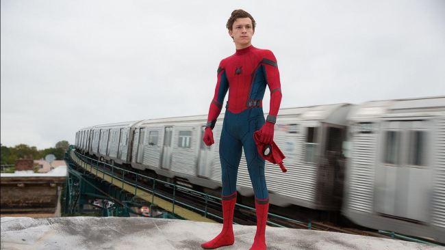 CIBASS Spiderman homecoming 1