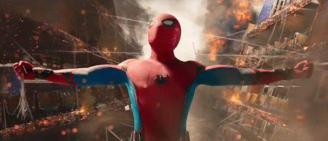 CIBASS Spiderman homecoming 3