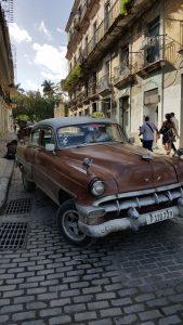Taxi, Havana Vieja