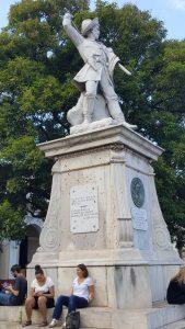 Statue of Antonio Maceo, Matanzas