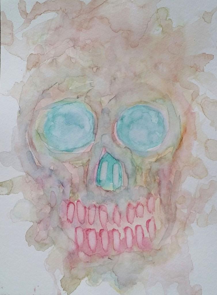 Paul Sydorenko, 366 Days of Skulls, at Maria Neil Art Project