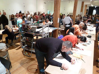 Monster Drawing Rally 2017 - Live Drawing Event and Fundraiser