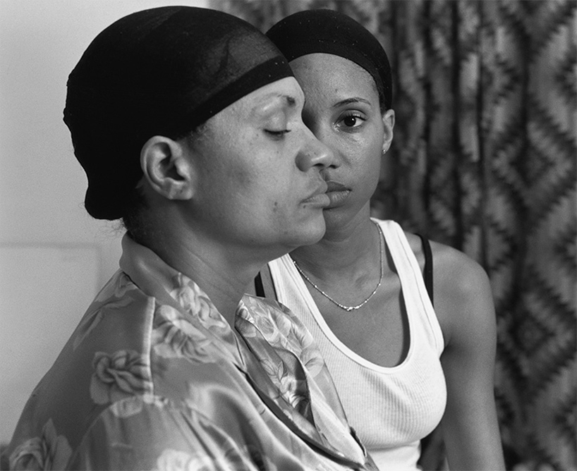 LaToya Ruby Frazier, Momme, From The Notion of Family, 2008, gelatin silver print, Courtesy of Joan and Carl Schneider