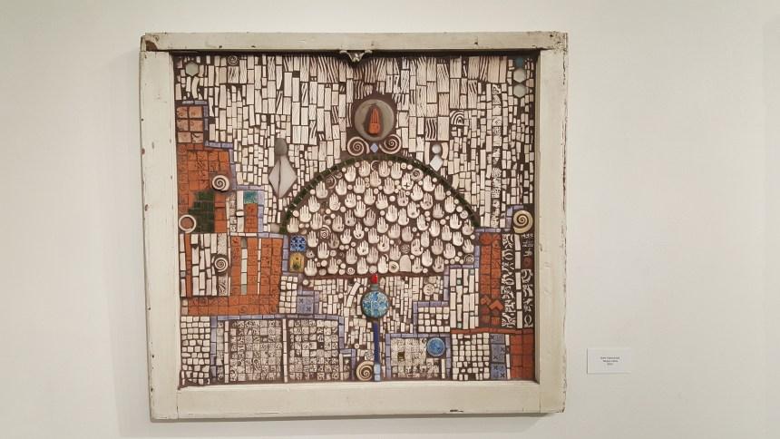 Mosaic by Mark Yasenchack