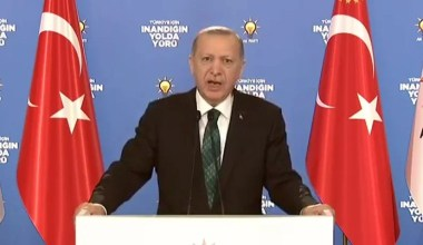 Cumhurbaşkanı Erdoğan'dan Millet ittifakı tepkisi 40 benzemez aynı torbada