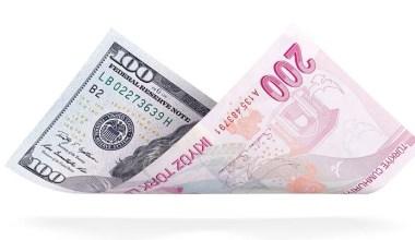 İngiliz HSBC yıl sonu dolar/TL tahminini düşürdü! 7.10'dan 6.50'ye çekti