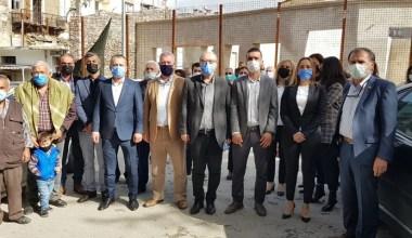 İzmir Tire'de Muharrem İnce'yi destekleyen bir grup CHP'den istifa etti