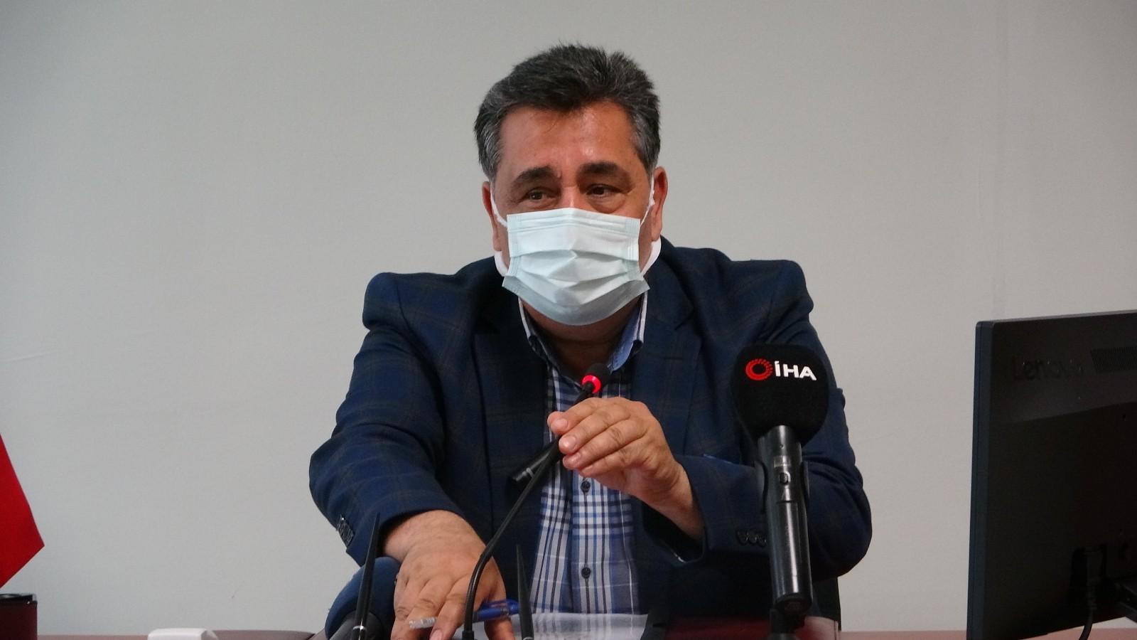Düğün salonu işletmecileri maske ve mesafe konusunda uyarıldı