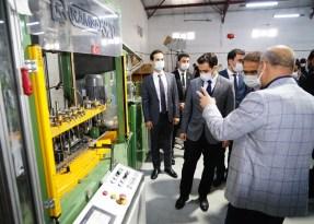 KUZKA, Türkiye'nin İlk Patlayıcı İhtisas OSB'nin fizibilite çalışmasını tamamladı