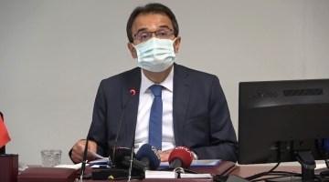 """Çankırı Valisi Abdullah Ayaz: """"Hayatını kaybeden 5 kişiden 3'ü aşı olmamış"""""""