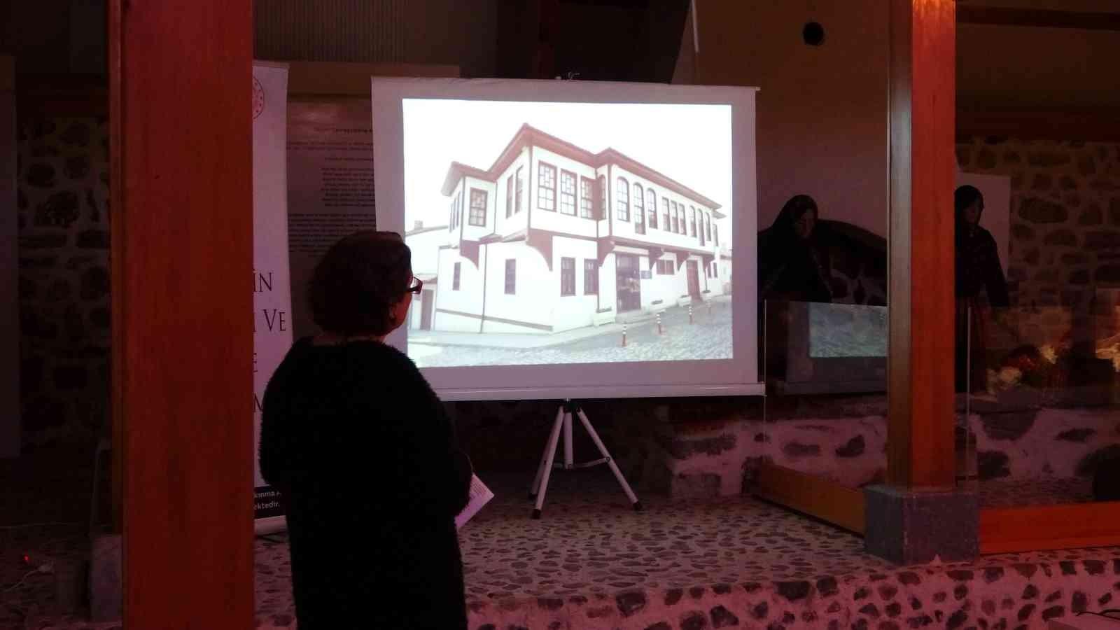 Çankırı'nın tarihi turizme kazandırılacak
