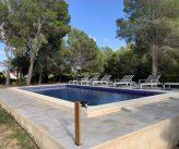Location Villa piscine privée Ametlla de Mar Costa Dorada Espagne Can Lepez