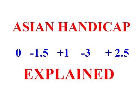 Asya Handikapı Nedir?