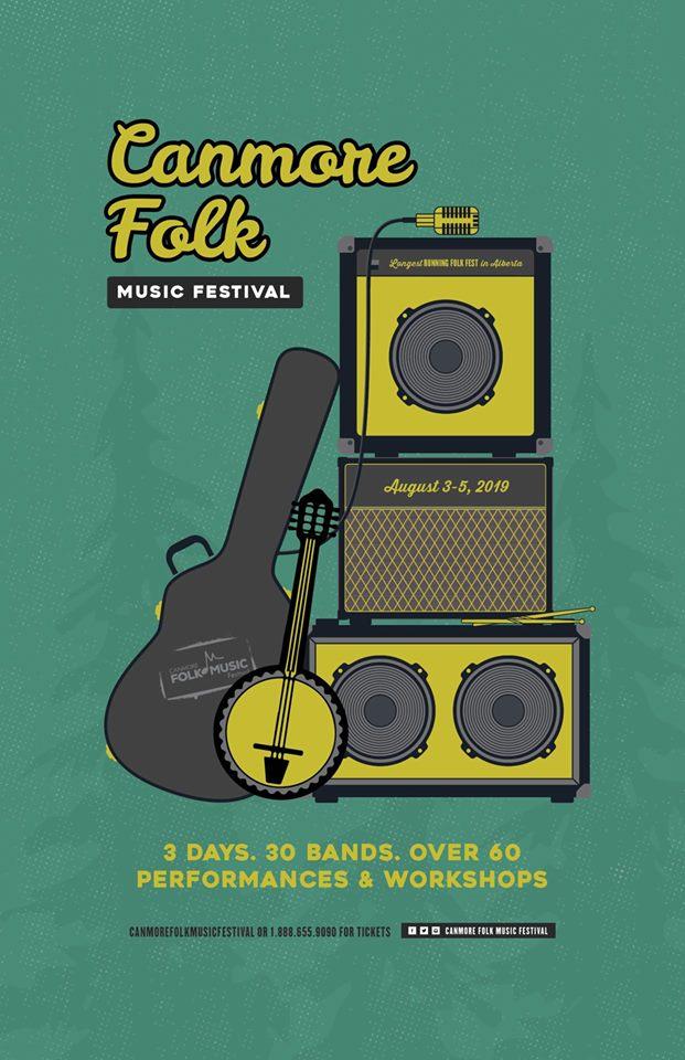 Canmore Folk Music Festival supporter.