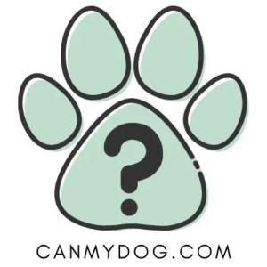 Can My Dog Logo