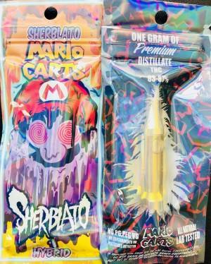 Sherbaloto Mario cart