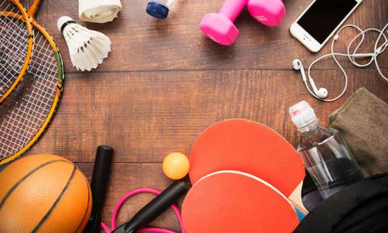 matériel de sport, cbd et sport