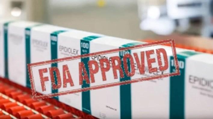 Produit epilodex tamponné approuvé par la FDA