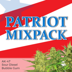 Patriot Seeds Mixpack