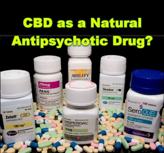 CBD AS AN ANTI-PSYCHOTIC