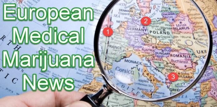 EUROPEAN MEDICAL MARIJUANA NEWS