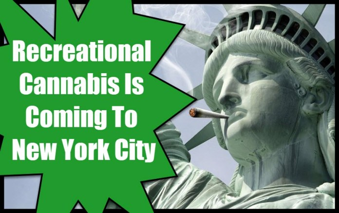 RECREATIONAL CANNABIS IN NYC