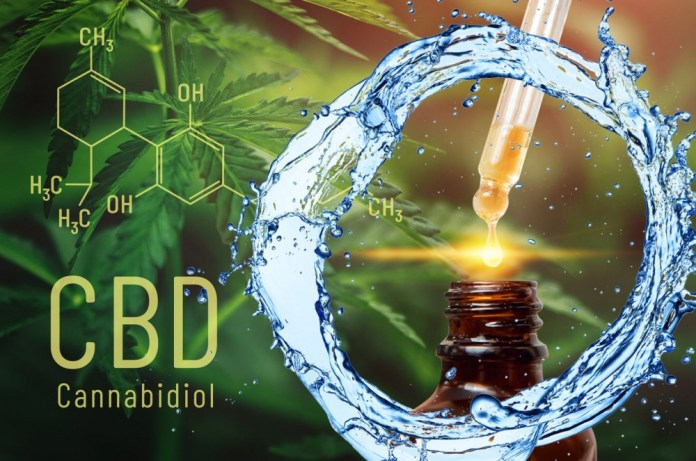 water cbd soluble