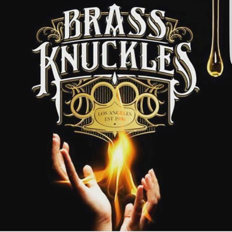 Brass Knuckles  Vapor Cartridges  Concentrate  Divine
