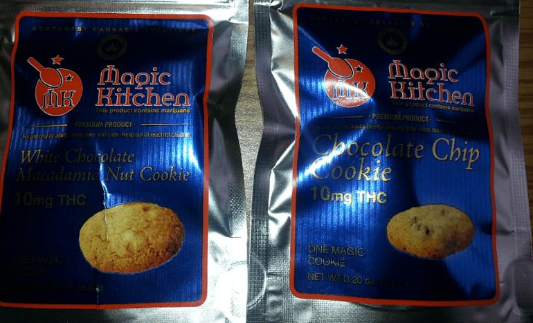 Magic Kitchen Cookies  Edible  NiMBiN Pot Shop