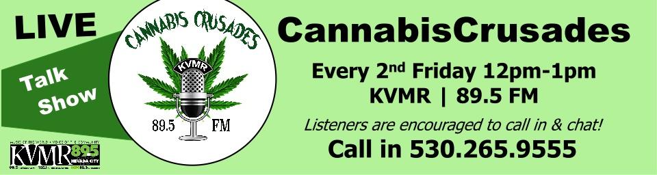 Join Us LIVE on KVMR 89.5