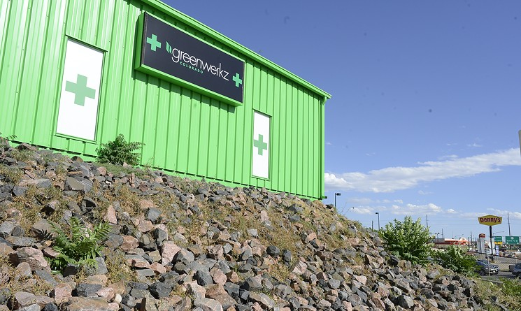 Greenwerkz's three stores fully converted to its partnering Green Dragon brand.