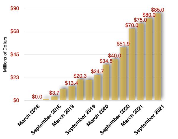 TerrAscend Future Revenues