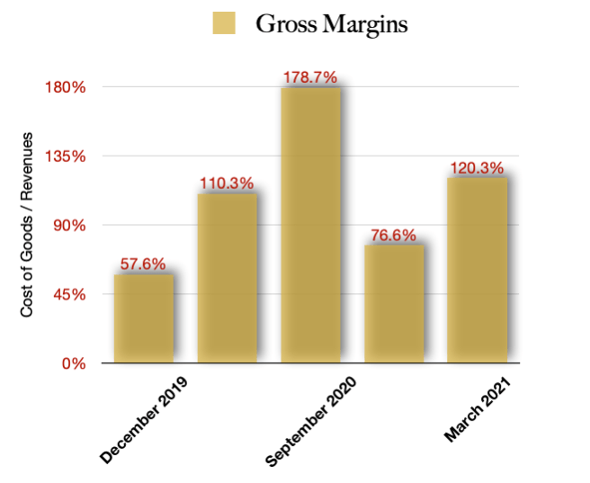 How to Invest in Marijuana stocks: Verano Holdings Gross Margins