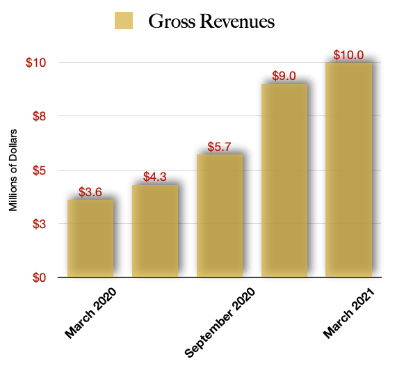 How to invest in Marijuana stocks: Decibel Revenue