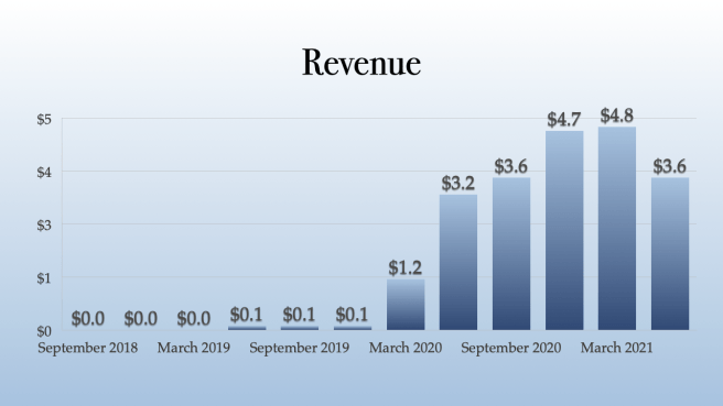 Next Green Wave Revenue
