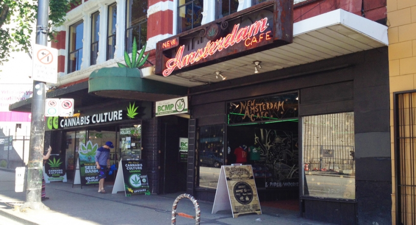 vancouver smoke spot cannabis culture amsterdam cafe bcmo