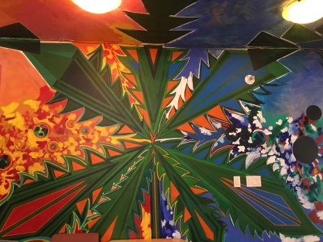 Sativa for the mind. Indica for the body. Cannabis for the soul by Jason Balaam, Photo taken by Sarah Weston