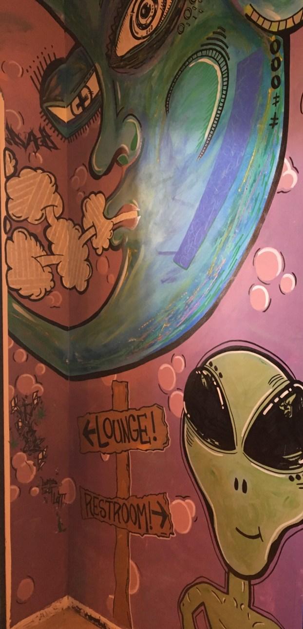Art by Monica Andrade, Raya-Jayne Peters, Photo By Sarah Weston