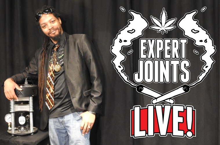 Expert Joints live dabberman al the alchemist tha big puffa