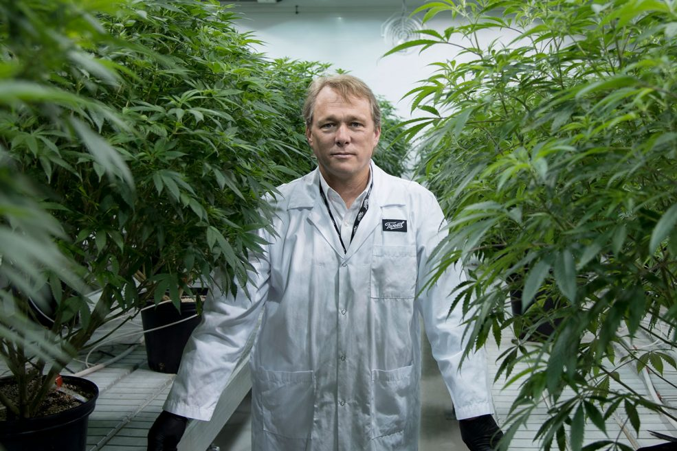 SLANG Worldwide welcomes Canopy Growth Corp. founder Bruce Linton as Active Investor thumbnail