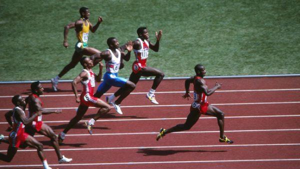 BEN JOHNSON(SPRINTER)- Doping Incident
