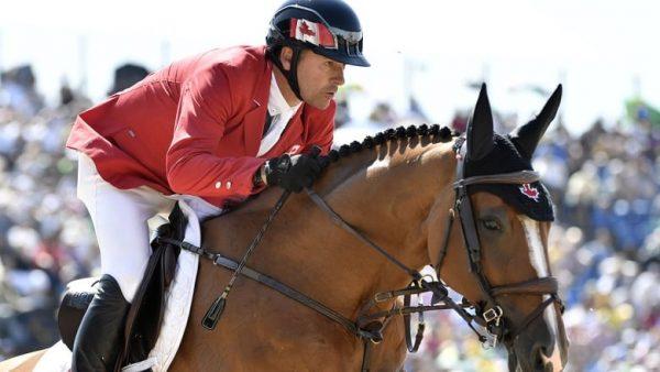 ERIC LAMAZE (EQUESTRIAN)-  Doping Incident