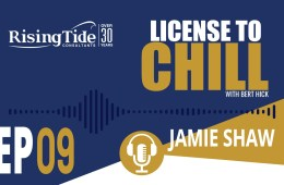 Jamie Shaw - License to Chill - Episode 9