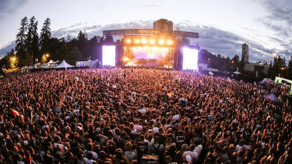 FVDED IN THE PARK ANNOUNCES 2020 MUSIC FESTIVAL LINEUP