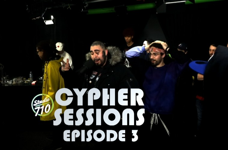 Episode 3 of Studio710 Cypher Sessions