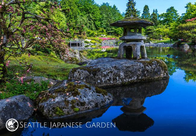 Seattle Japnese Gardens