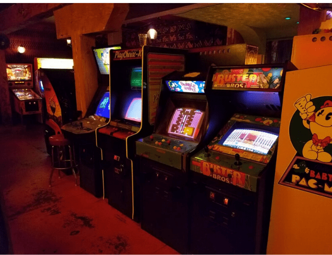 Add-a-Ball Arcade in Seattle