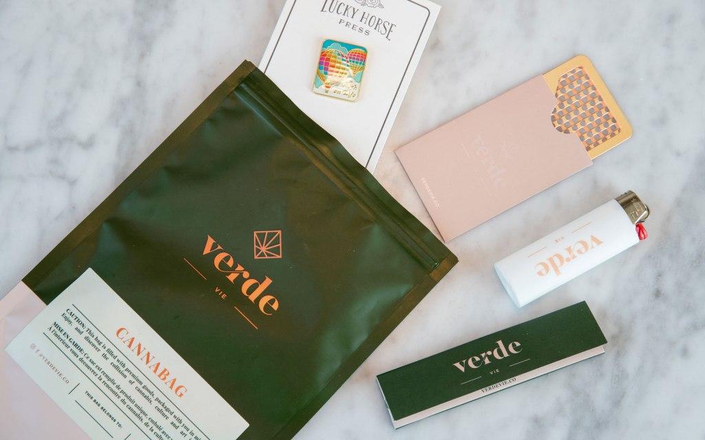 Verde Vie feminine accessories