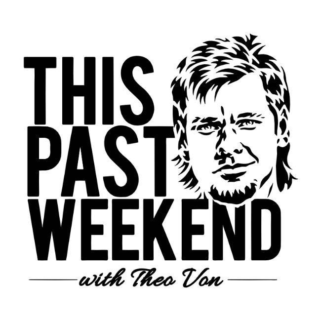 This past weekend a hilarious podcast
