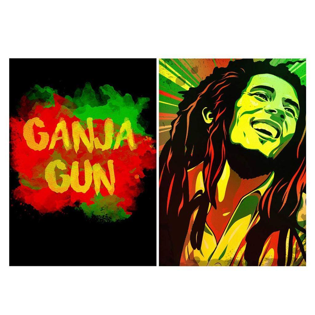 Weed Song Ganja Gun